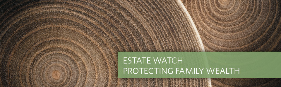 Estate Watch protecting family wealth